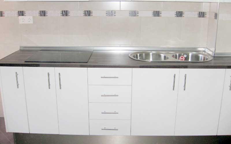 Como limpiar muebles de cocina idea creativa della casa for Amoblamientos de cocina modernos