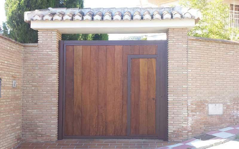 Muebles de madera exterior carpinter a y ebanisteria - Tratamiento de madera exterior ...