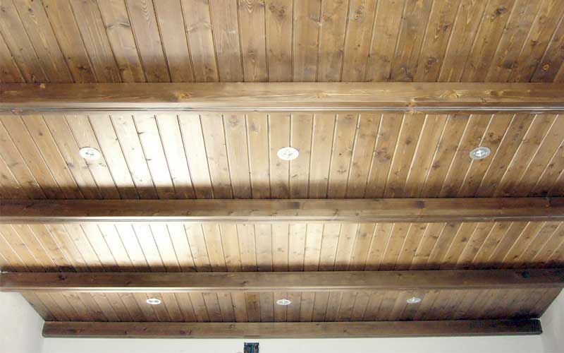 Muebles de madera exterior carpinter a y ebanisteria for Techos de madera exterior