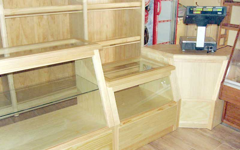 Muebles de madera interior carpinter a ebanisteria for Carpinteria interior de madera