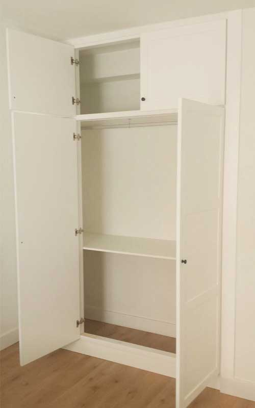 Armarios para pasillos armario pasillo armario cristal la - Armarios para pasillos ...
