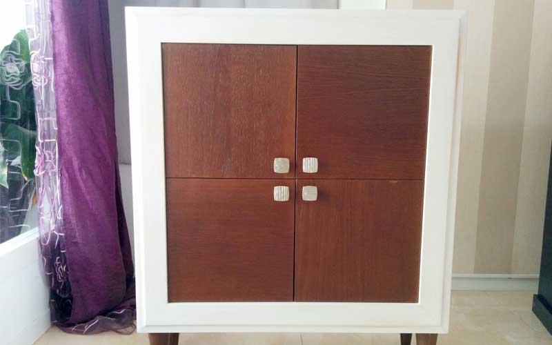 Decoraci n y madera carpinter a ebanisteria salvador diaz - Muebles para pasillo ...