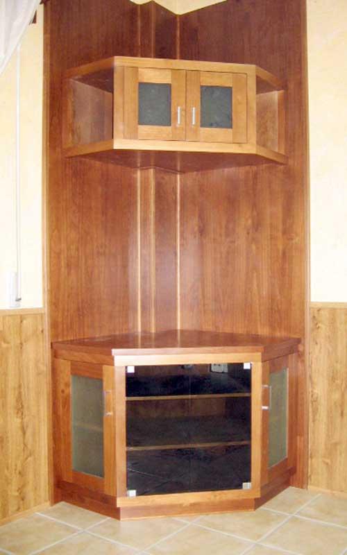Muebles de sal n comedor de madera carpinter a for Muebles salvador