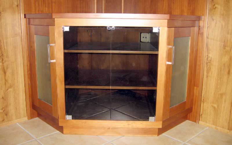 Muebles de sal n comedor de madera carpinter a for Rinconera comedor